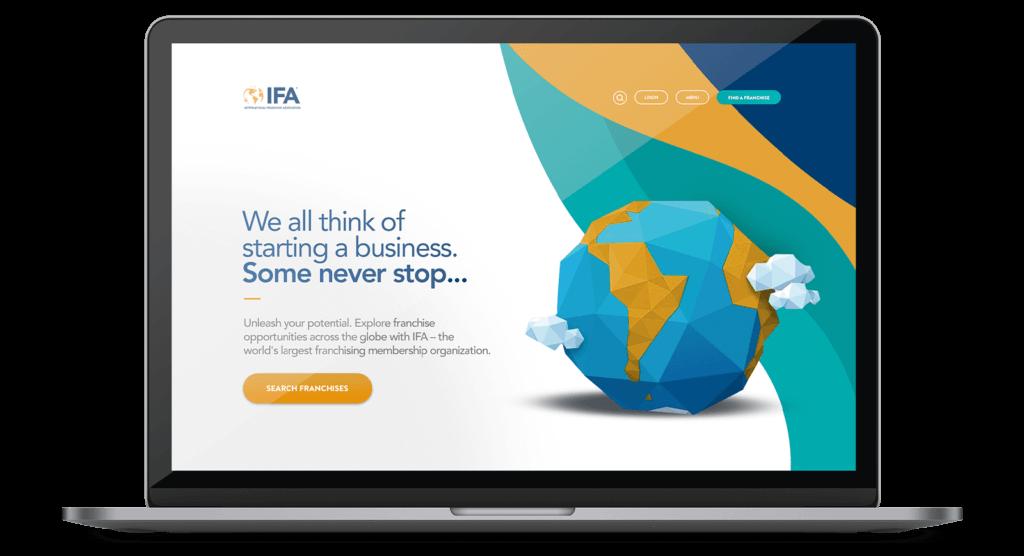 INTERNATIONAL FRANCHISE ASSOCIATION (IFA) 1