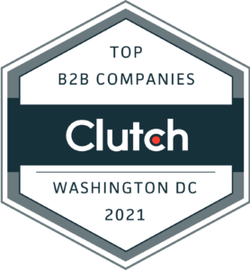 Clutch Recognizes Taoti Creative as One of the Top 50 B2B Firms in the DC Metro Area for 2021